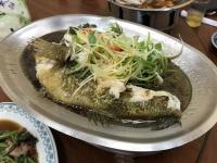 蒸し魚171202