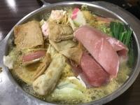咖哩豬肉鍋171206