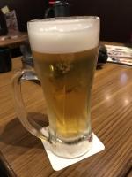 生ビール171216