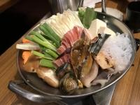 海鮮ちゃんこ鍋171216