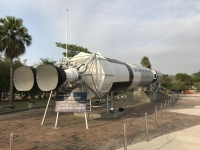 タイタン2号ロケット171220
