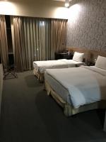 KUNホテルの部屋171229