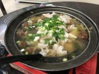酸菜白肉鍋180112