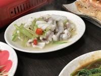 イカとセロリ炒め180112