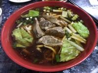 頂級紅焼牛肉麺180129