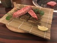 サシの入った牛肉180201