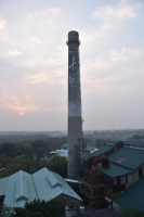 日本時代の煙突171231
