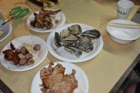 肉とか岩牡蠣とか171009