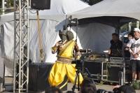黄色の象171029