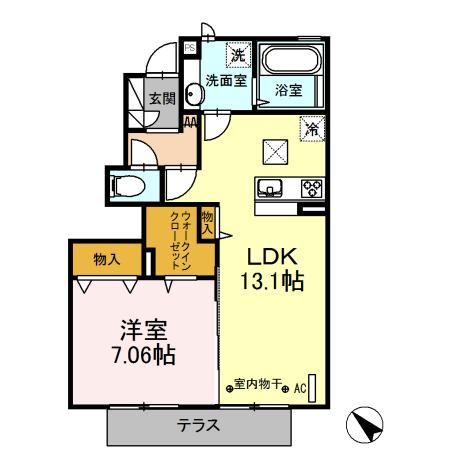 ■物件番号N5068 海側!新築2LDK&1LDK!8.5万円~!収納豊富!日当り最高!ネット無料!