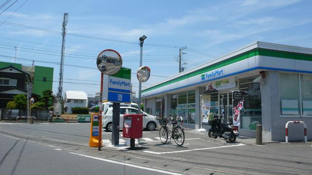 ★ファミリーマートまで徒歩5分!