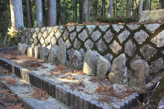 安養寺の十三仏