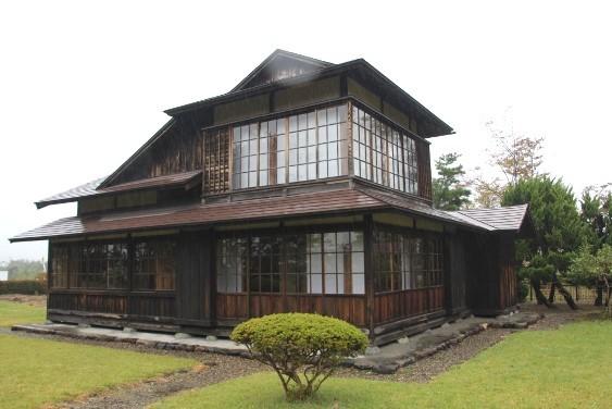 宮沢賢治の家