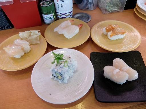 回転寿司第2弾