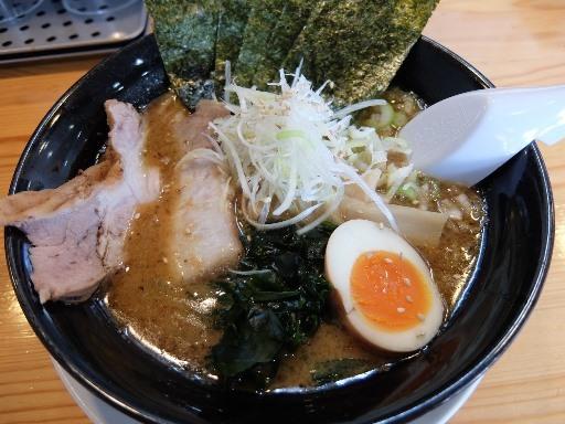 節味噌らー麺