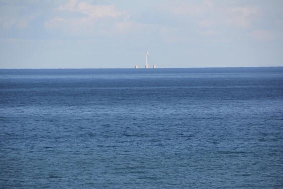 浮体式洋上ウインドファーム