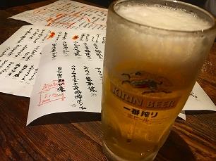 170923龍@ビール