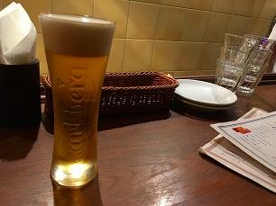 171023ヒロ@ビール