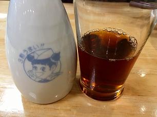 171028満州@紹興酒