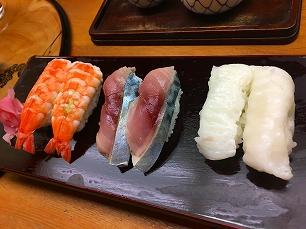 171231栄寿司@握り1