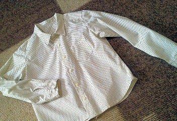 ドットシャツ4