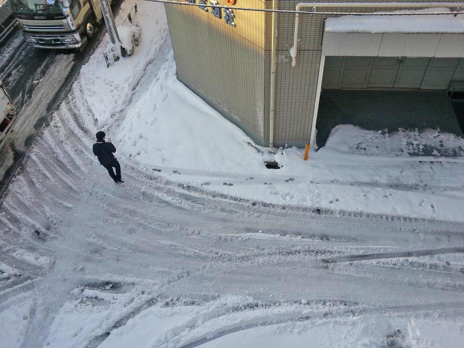大雪20180123