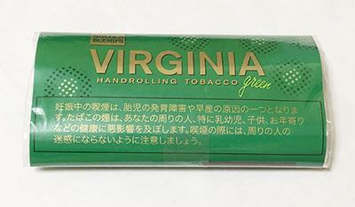 golden-blends-virginia_green ゴールデンブレンド・バージニアグリーン ゴールデンブレンド バージニアブレンド 手巻きタバコ RYO
