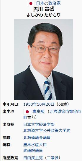 wiki吉川貴盛
