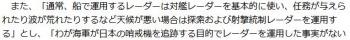 ten日本哨戒機追跡のためレーダー運用せず 「威嚇なかった」=韓国国防部