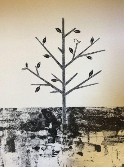 181004-チュウリの森原画