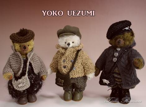 YOKO UEZUMI