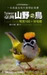 台湾山野の鳥 常見100+特有種