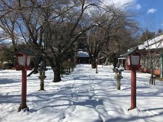 元狭山神社
