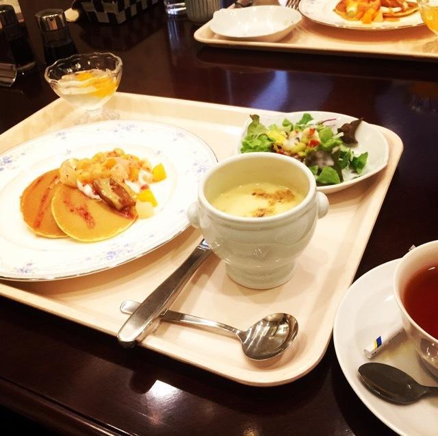 エバーグリーン寺岡昼食