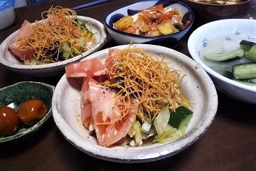サラダ乾麺?