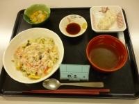 171002 (2)あんかけ高菜チャーハン