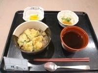 171231天ぷらそば 夕食 (1)