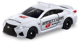 【抽選受付日情報】AEON チューニングカーシリーズ第33弾 レクサス RC F SUPER GT セーフティーカー 2015年開幕戦仕様