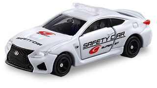 AEON チューニングカーシリーズ第33弾  レクサス RC F SUPER GT セーフティーカー 2015年開幕戦仕様