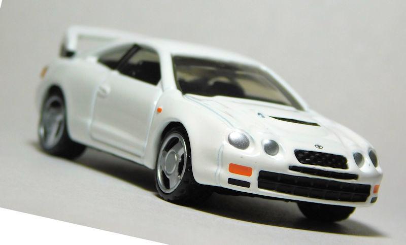 【2017年7月廃盤】トミカプレミアム 12 トヨタ セリカ GT-FOUR
