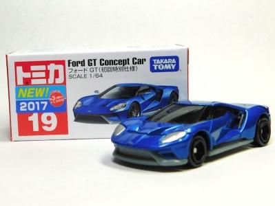 No.19 フォード GTコンセプトカー 初回特別仕様