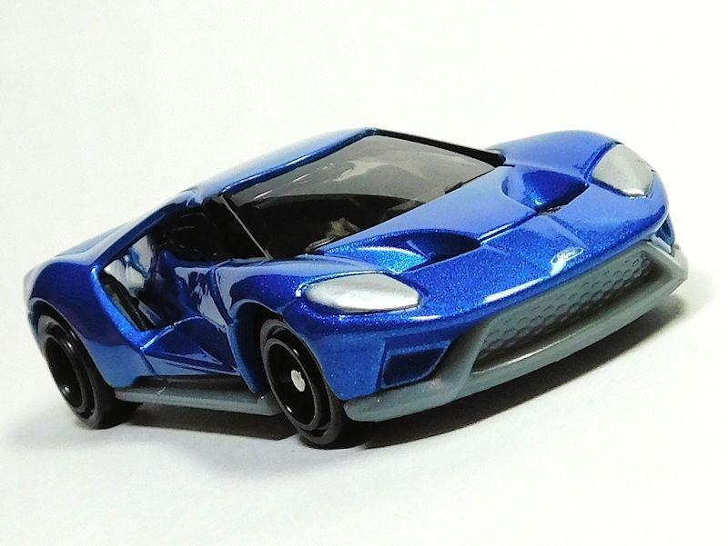 【レビュー】No.19 フォード GTコンセプトカー 初回特別仕様
