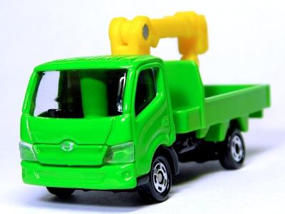 No.37 日野 デュトロ クレーン付きトラック