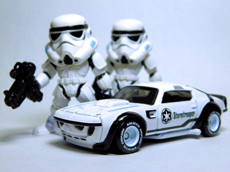 【デススター限定】SC-02 ストームトルーパー V8-S