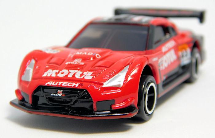 【NISMO FESTIVAL 限定トミカ】 MOTUL AUTECH GT-R #23 SUPER GT GT500 2017 Color