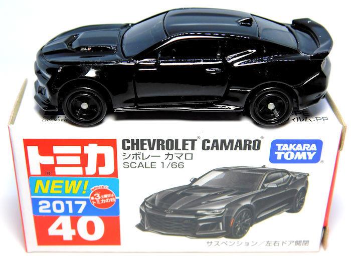 No.40 シボレーカマロ