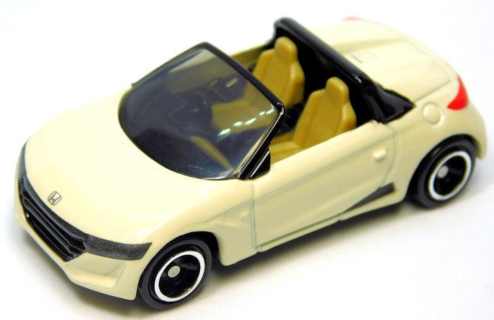 【レビュー】AEON 第36弾 ホンダ S660 (S660 β 特別仕様車 コモレビ エディション)