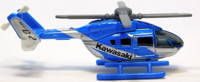No.24 川崎重工業 BK117 C-2ヘリコプター