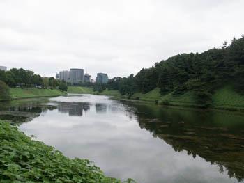 桜田濠20170923