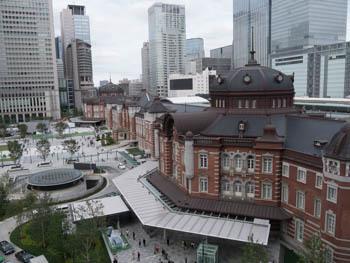 東京駅20170923